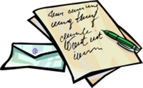 Odea essay and letter writing